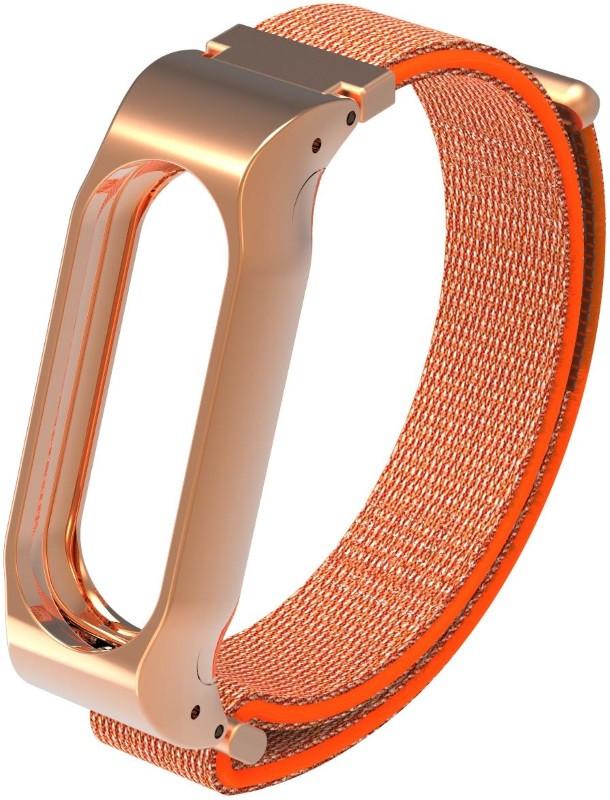 Ремінець ArmorStandart для Xiaomi Mi Band 2 Нейлоновий Оранжевий
