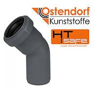 Отвод Ostendorf HT Ø 40/15°