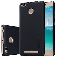 Чехол Nillkin Super Frosted Shield для Xiaomi Redmi 3 Pro (3S) Black