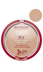 Bourjois Healthy Mix Powder Компактна пудра для обличчя 02 light beige