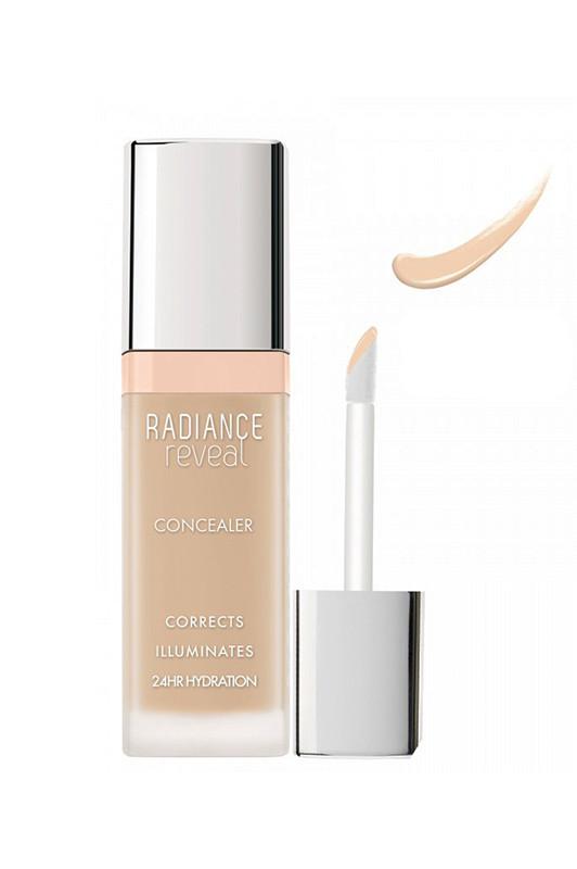 Bourjois Radiance Reveal Concealer 24H Hydration Рідкий коректор Зволоження і сяйво 02 beige