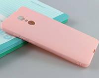 Силиконовый бампер для  Xiaomi Redmi Note 4 (MTK), фото 1