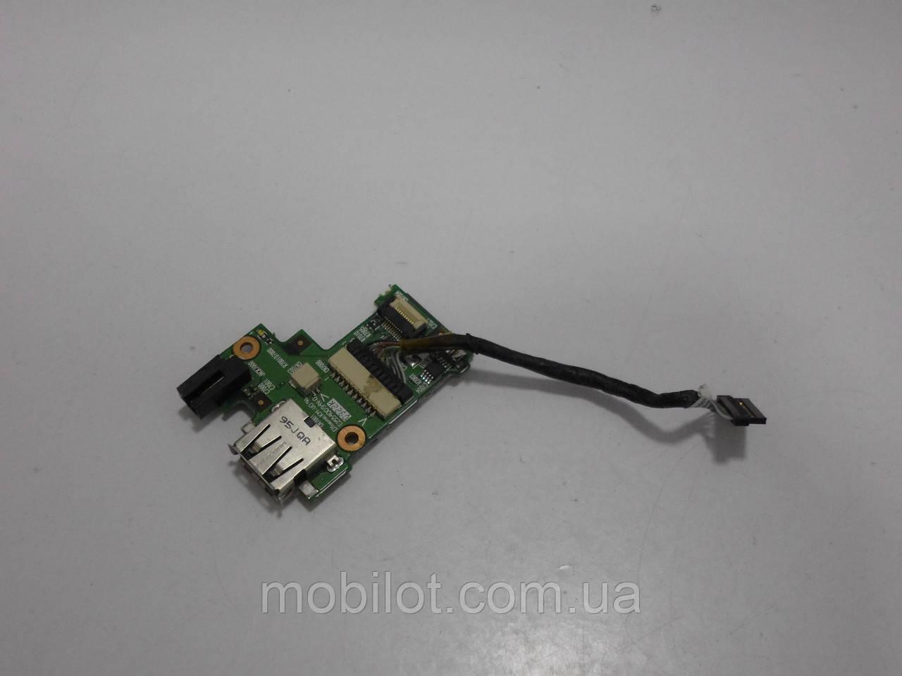 Гнездо зарядки HP mini 1000 (NZ-7424)