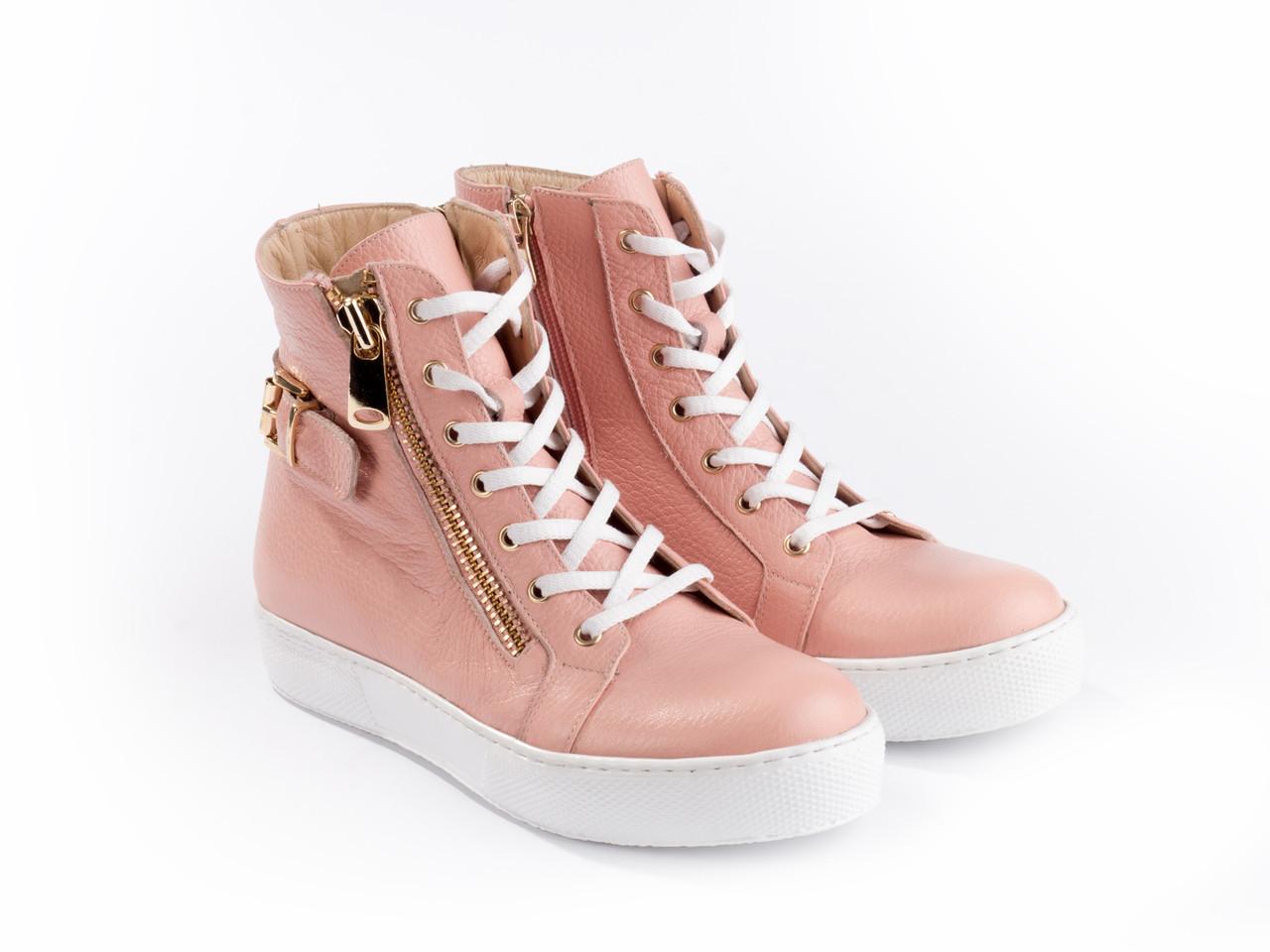 Ботинки Etor 4481-32-374-3011 36 розовые