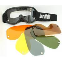Мото очки маска Baruffaldi Speed 4+5 mask черные