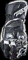 Мотоперчатки Five RFX Race кожа черн/бел M