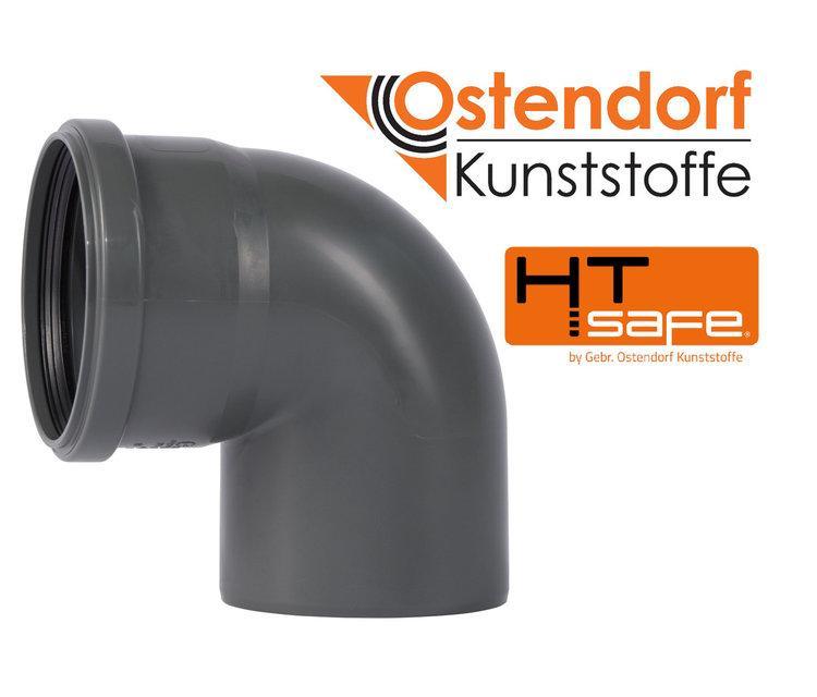 Отвод Ostendorf HT Ø 32/87°
