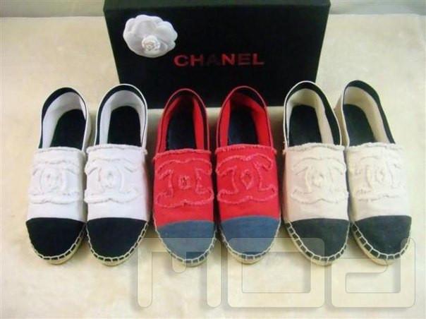 e7274643bc46 Заказать Chanel Эспадрильи CHANEL дешево   Оригинальные бирки ...