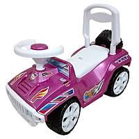 Машинка для катания ОРИОНЧИК розовый (640x305x390 мм)