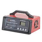 Зарядное устройство 12В, 5/10/15/20А, 230В, режим реанимации, десульфатации аккумулятора INTERTOOL AT-3021, фото 3