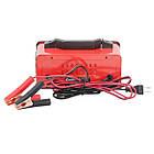 Зарядное устройство 12В, 5/10/15/20А, 230В, режим реанимации, десульфатации аккумулятора INTERTOOL AT-3021, фото 6