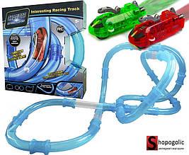 Детская Игрушка Гонки в Трубах Chariots Zipes Speed Pipes