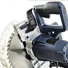 Пила торцовочная, 1800 Вт, 5500 об/мин, угол 0-45°, диск 255мм. INTERTOOL DT-0625, фото 9