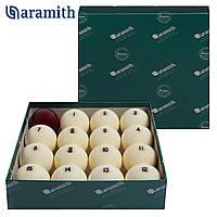 Бильярдные шары Aramith Premier 68 мм красный биток