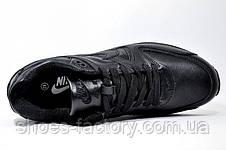 Кроссовки мужские в стиле Nike Air Max Skyline, Кожаные , фото 3