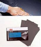 Наждачная водостойкая бумага 3М P1500, в листах. 09545, фото 3