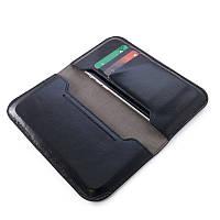 Универсальный чехол-кошелек для смартфонов с диагональю больше 5.2 дюйма