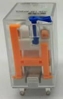 Промежуточное реле 2 CO - 10 Ампер пит. 24 DС, фото 1