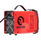 Сварочный инвертор INTERTOOL DT-4116, фото 6