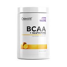 Аминокислоты бцаа в порошке OstroVit 100% BCAA+Glutamine 500 g