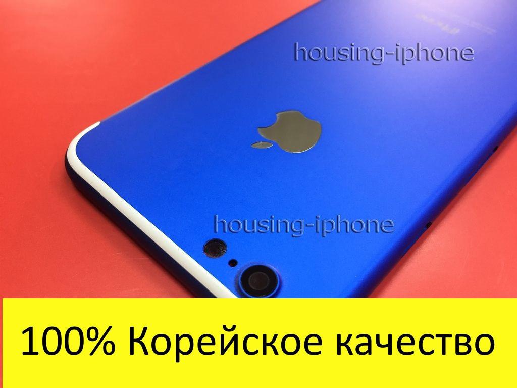 100 % Копия IPhone 7 ТОП-версия, Чехол и Стекло в подарок  айфон/6s/5s/4s/7/8/X/Plus