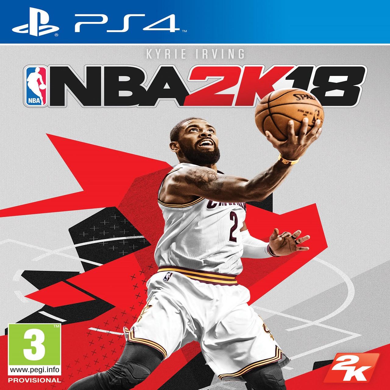NBA 2K18 ENG PS4 (Б/В)