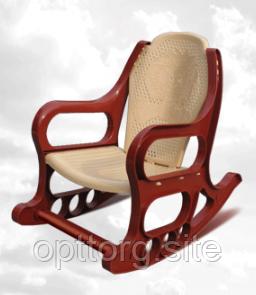 Кресло качалка детское 51,5х33х57 см Консенсус