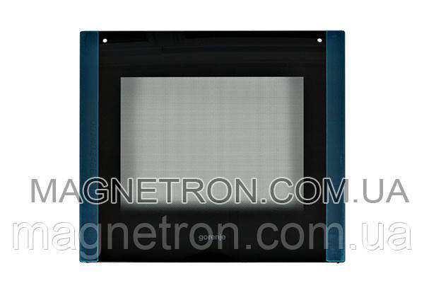 Наружное стекло двери для духовки Gorenje 429741, фото 2