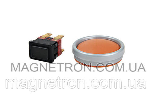 Сетевая и декоративная кнопки моющего пылесоса Philips 432200909510