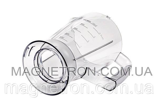 Чаша блендера 1200ml для кухонных комбайнов Philips 996510051807, фото 2