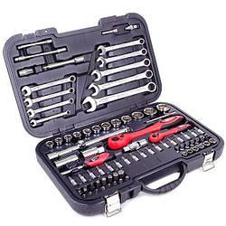 Профессиональный набор инструментов INTERTOOL ET-6082