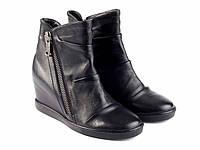 Ботинки Etor 4355-7140-1 37 черные, фото 1