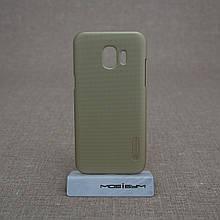 Накладка Nillkin Super Frosted Shield Samsung Galaxy J2 Pro [J250] gold EAN/UPC: 6902048153516