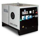 Дизельный генератор GE.ZIP 120 D AE 3F