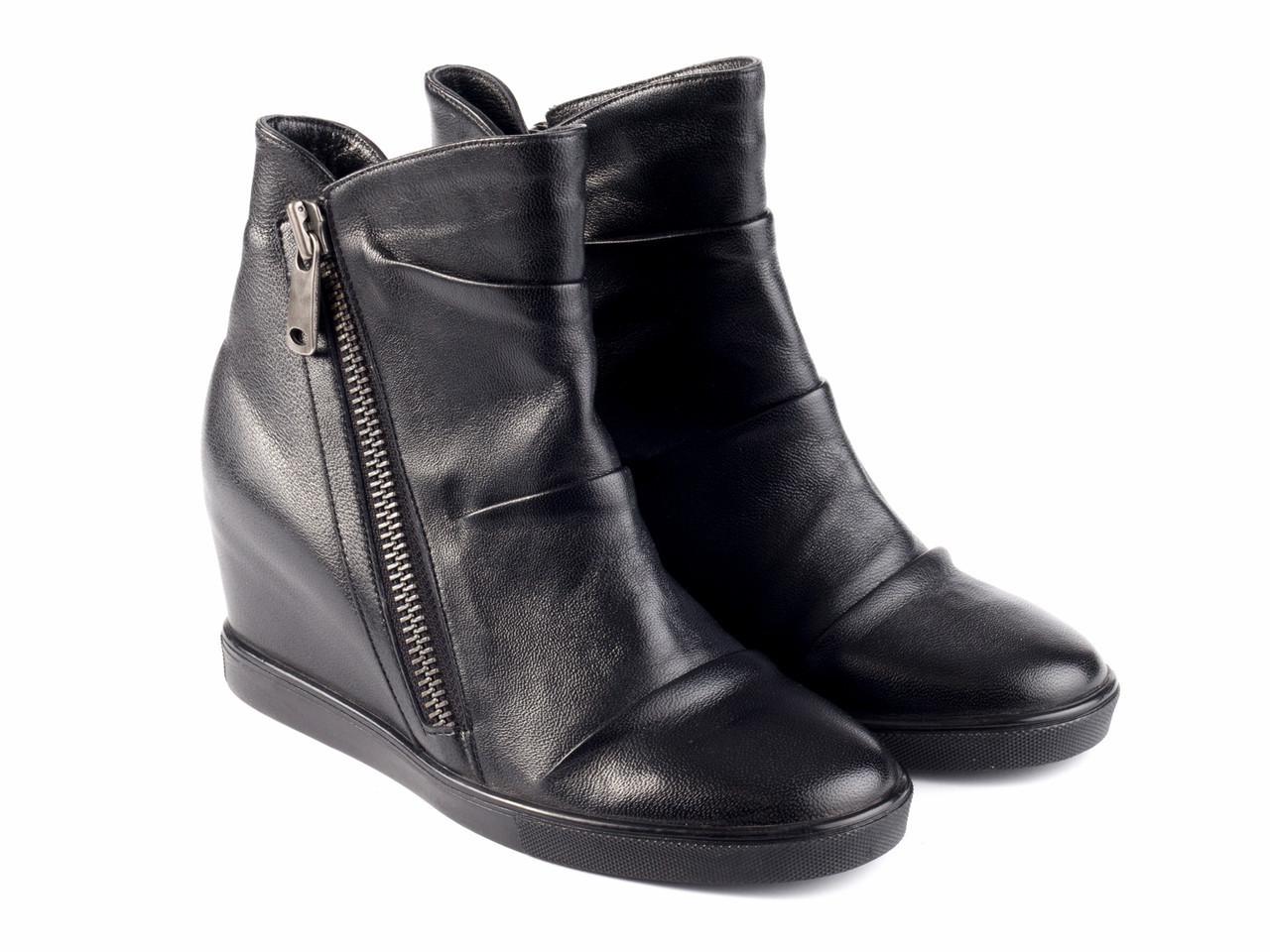 Ботинки Etor 4355-7140-1 38 черные
