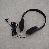 Наушники Panasonic RP-HT6E-K Lightweight black EAN/UPC: 5025232090303, фото 4