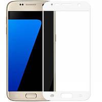 Защитная пленка для Samsung Galaxy S7 White, фото 1