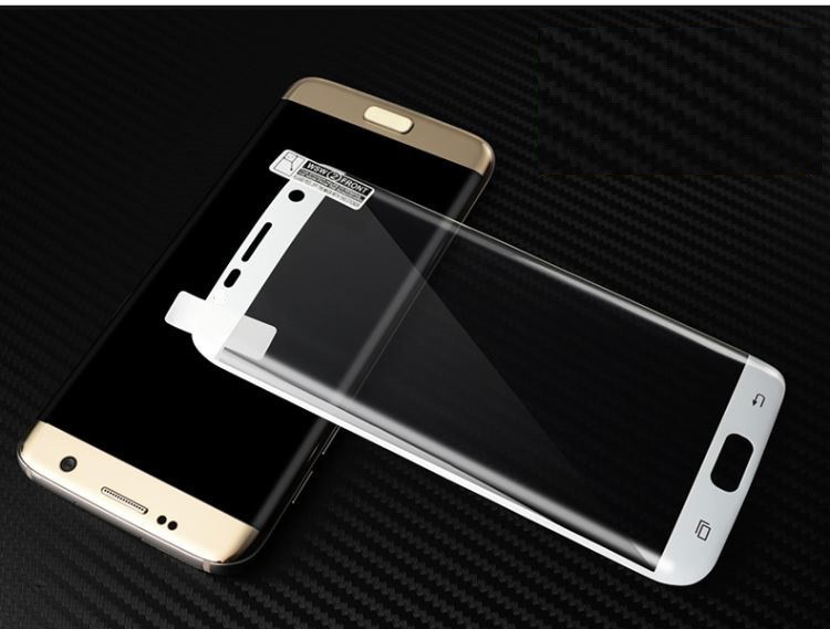 Защитная пленка для Samsung Galaxy S7 Edge White