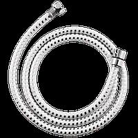 Душевой шланг Invena BIFLEX, цвет хром-белый 150 см