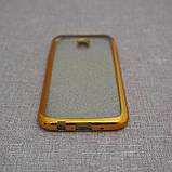 Накладка Remax Glitter Air Samsung Galaxy J530 gold, фото 3