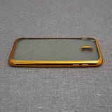 Накладка Remax Glitter Air Samsung Galaxy J530 gold, фото 4