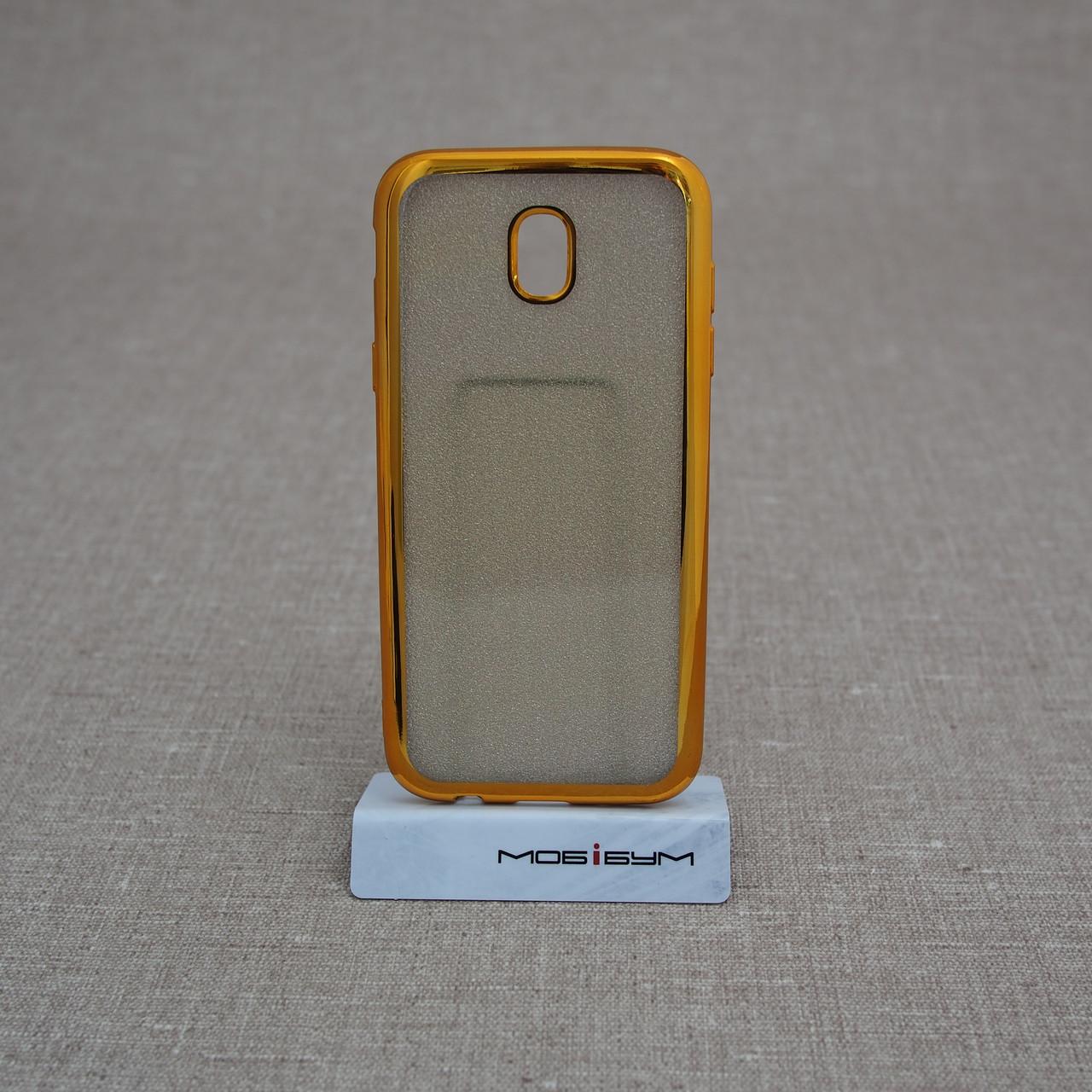 Накладка Remax Glitter Air Samsung Galaxy J530 gold