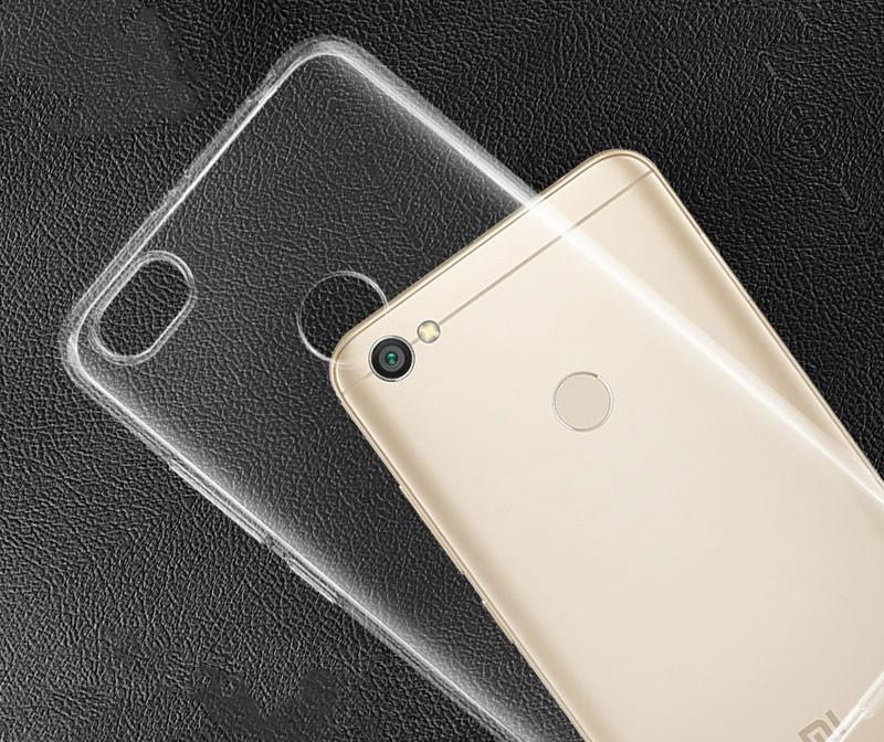 Силиконовый чехолдля Xiaomi Mi Max 2