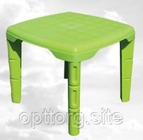 Стол детский квадратный 46х56х56 см Консенсус