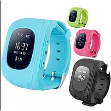 Детские умные часы с GPS трекером GW300 (Q50)