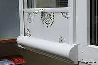 Рулонные шторы Орбита в Украине производство под заказ покупателя