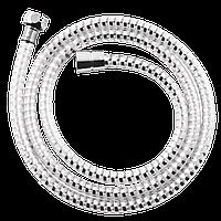 Душевой шланг Invena BIFLEX, цвет хром-прозрачный 150 см