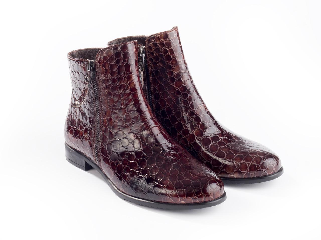 Ботинки Etor 5828-51046-19 40 коричневые