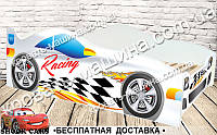 Кровать машина Рейсинг ЭВОЛЮЦИЯ, фото 1