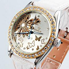 Женские часы Goer 1302 White